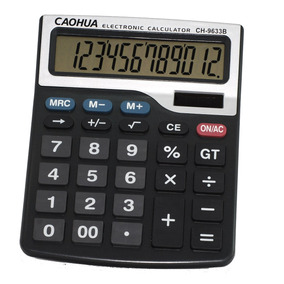 Calculadora Ch 9633b