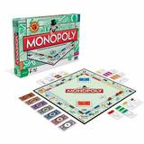 Juego De Mesa Monopoly Clasico Original Hasbro