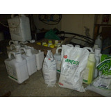 Herbicidas, Fungicida,iniciador, Insecticidas, Fertilizantes