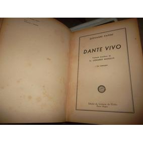 Livro - Literatura Estrangeira - Dante Vivo