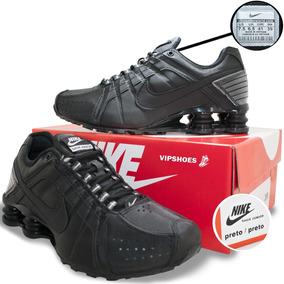 f73ffb484db Tênis Masculino Nike Shox Junior Original