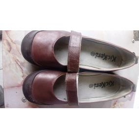 Zapatos Kickers Originales Niña. Talla 35