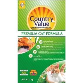 Country Value Gatos Adultos 20lb