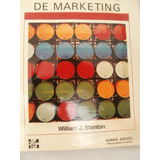 Fundamentos De Marketing { William J. Stanton}
