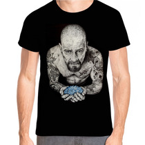 Camiseta Heisenberg - Breaking Bad - Camisa Walter White