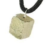 Intriguing Pirita, Oro Plata Tallada Piedra Preciosa 0,40 \