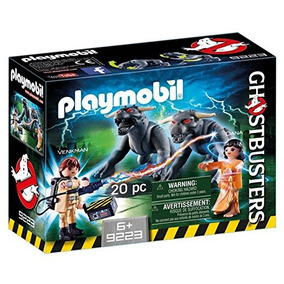 9223 Playmobil Ghostbusters - Venkman E Cachorros Do Terror