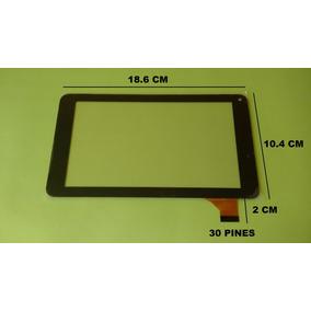 Touch Cristal Digitalizador 7 Colortab Vios Aoc Vulcan China