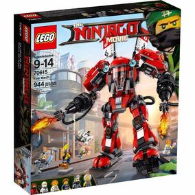 Lego Ninjago Movie 70615 Robo De Fogo