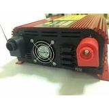 Inversor Solar 12v -110v 4000w Onda Senoidal 2 Plug Poderoso