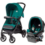Carriola Booklet Travel System - Aquamarine Peg Perego