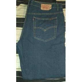 Pantalon De Caballero Levi`s 501 Color Azul Talla 48 X 34