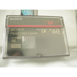 Video Cassettes Digital Sony Mini Dv 60min