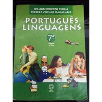 Livro Portugues Linguagens 7º Serie 8° Ano Lingua Portuguesa