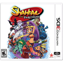Shantae And The Pirates Curse (nuevo Sellado) - Nintendo 3ds