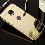 Capa Capinha Bumper Espelhada Celular Motorola Moto Z Play