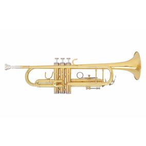 Trompete Harmony Com Estojo Em Sí (b)