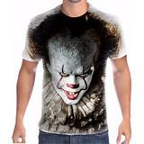 Camisa Camiseta It A Coisa 4 ! Postamos Em 1 Dia!