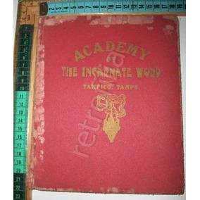 Cuaderno Escolar Antiguo 1922