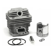 Kit Cilindro Piston Aros Para Desmalezadora Echo Srm 4605