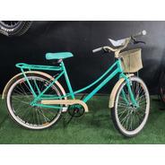 Bicicleta Retrô - Customizada, Roda Aero - Bella