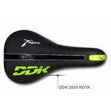 Asiento Ddk Negro Para Bicicletas Chicas Y Bmx Gran Calidad