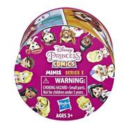 Boneca Mini Princesa Disney Unitaria E Sortida Hasbro E6279