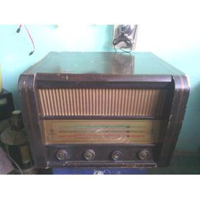 Radio Tocadisco Antiguo Marca Masterradio Años 50