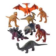 12 Dinosaurios De Juguete De Tamaño Mediano Surtidos