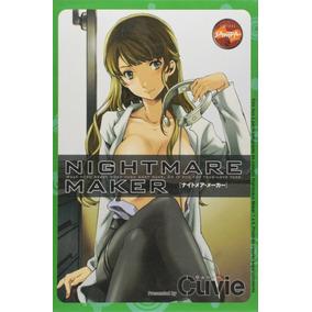 Box Mangá Nightmare Maker Série Completa - 6 Volumes