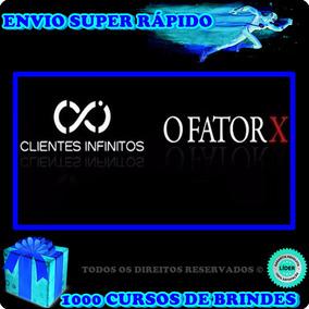 Fator X + Clientes Infinitos - Pedro Superti + 4000 Brindes