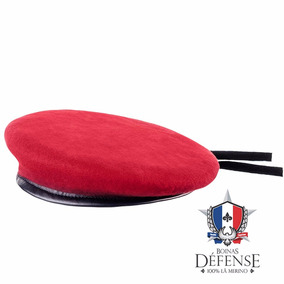 Boina Francesa Militar Défense Invictus Garança 1a6e21386aa