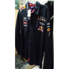 171febae3a62d Engradado De Red Bull - Camisa Casual Masculinas no Mercado Livre Brasil