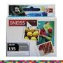Cartucho Alternativo Epson Negro Y Colort135 T25 Tx125 Tx135