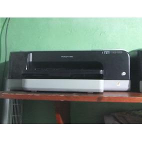 4 Impresora Tabloides Hp K8600, 1 Pequeñas Hp