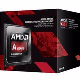 Micro Procesador Amd Apu A10 X4 7870k 4.1 Ghz Fm2+ Envio
