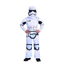 Disfraz Star Wars Soldado Blanco Trooper Original New Toys