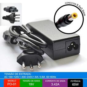 Fonte Para Notebook Intelbras I300 I330 I500 I510 I511 I532