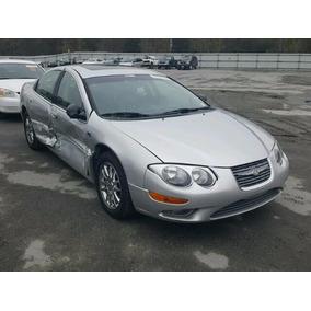 Chrysler 300m 1998-2004: Banda De Accesorios