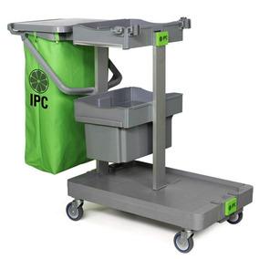 Carrinho Funcional De Limpeza Compacto Cfrc00c1 Soteco