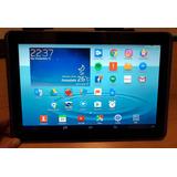 Tablet Samsung Galaxytab2+teclado+funda / En Cuotas!