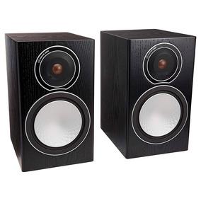 Monitor Audio Silver 1 Caixa Acustica Bookshelf 100w (par)
