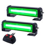 Wowtou Luz Verde De La Parrilla De La Emergencia