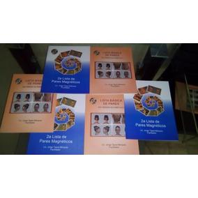 Kit Listas De Pares Biomagnéticos (libros 1 Y 2)
