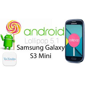 Samsung Galaxy S3 Mini Servicio De Actualización Android 7.1