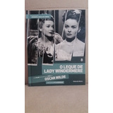Leque Lady Windermere Coleção Folha Livros No Cinema - N. 8