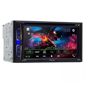 Dvd Player Bluetooth Pioneer 2 Din Avha208bt 6,2 Polegadas