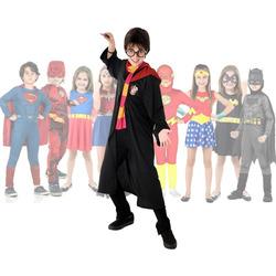 Disfraz Batman Superman Flash Mujer Maravilla Originales