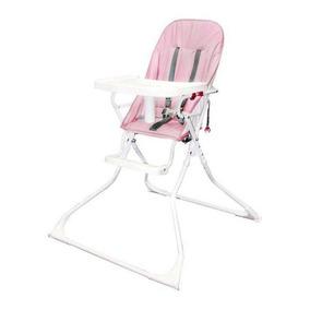 Cadeira Para Alimentação Rosa - Hercules