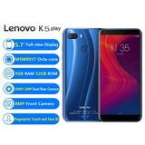 Venta Lenovo K5 Play A S/.659.90 X Lanzamiento